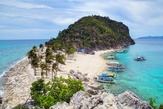 Trip to Gigantes Islands in Iloilo