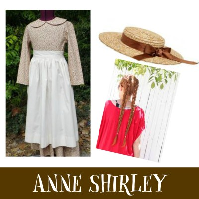 anne shirley costume