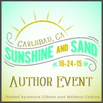 Sunshine and Sand Author Event