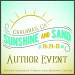 Sunshine and Sand Author Event