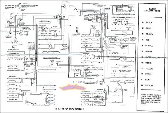 1975 jaguar xj6 wiring diagram