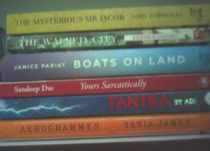 All the books I read in May 2013