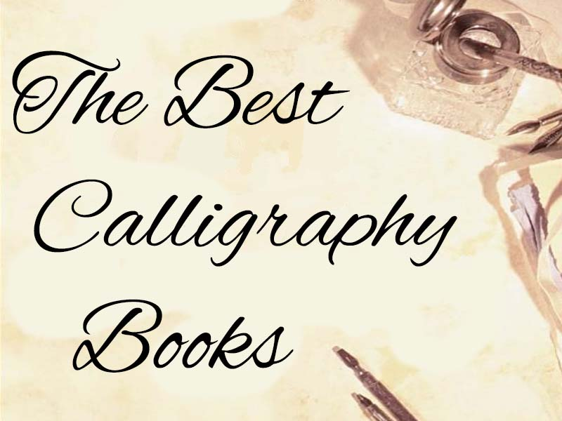 The Best Calligraphy Books -