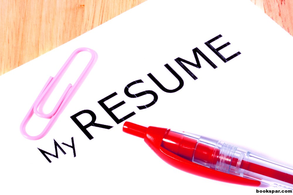 Frame an attractive Resume  Book Spar Website for students - things not to put on a resume