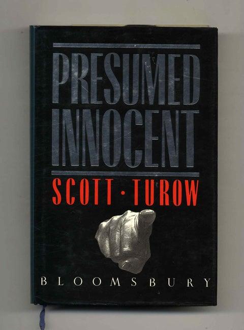 Presumed Innocent - 1st UK Edition/1st Impression Scott Turow