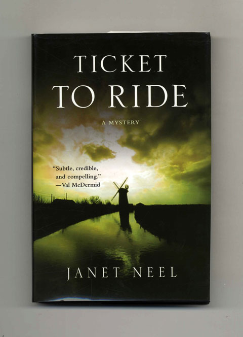 Ticket To Ride - 1st Edition/1st Printing Janet Neel Books Tell