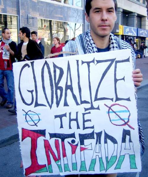 Globalize the Intifadah