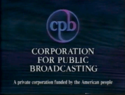 CPB -- funded by Americans