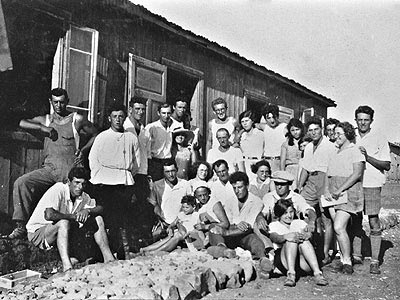 Kibbutzniks 1930s