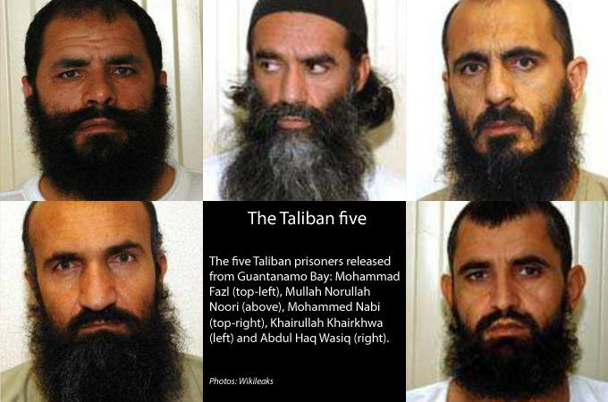 The Taliban Five