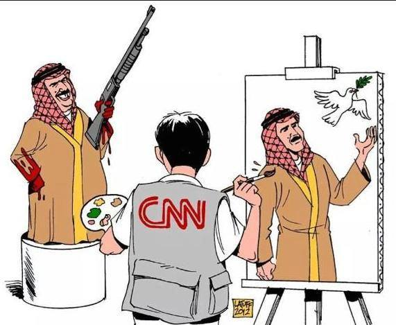 CNN airbrushes militant Islam