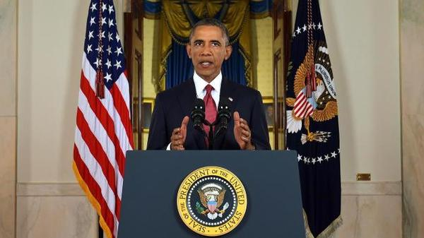 The media ditches the halo illusion for Obama and goes for the horns