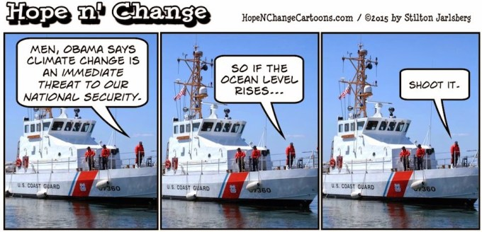 Climate change and military