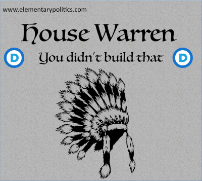 Elizabeth Warren not Indian