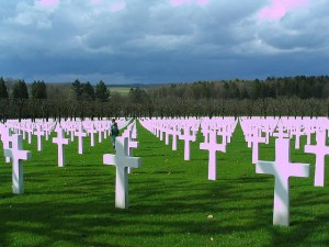 American Cemetery at Meuse-Argonne