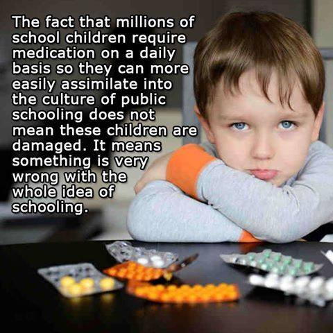 Public education and ADHD meds
