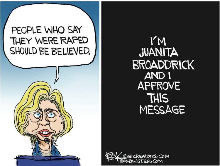 Juanita Broadrick Hillary Rape