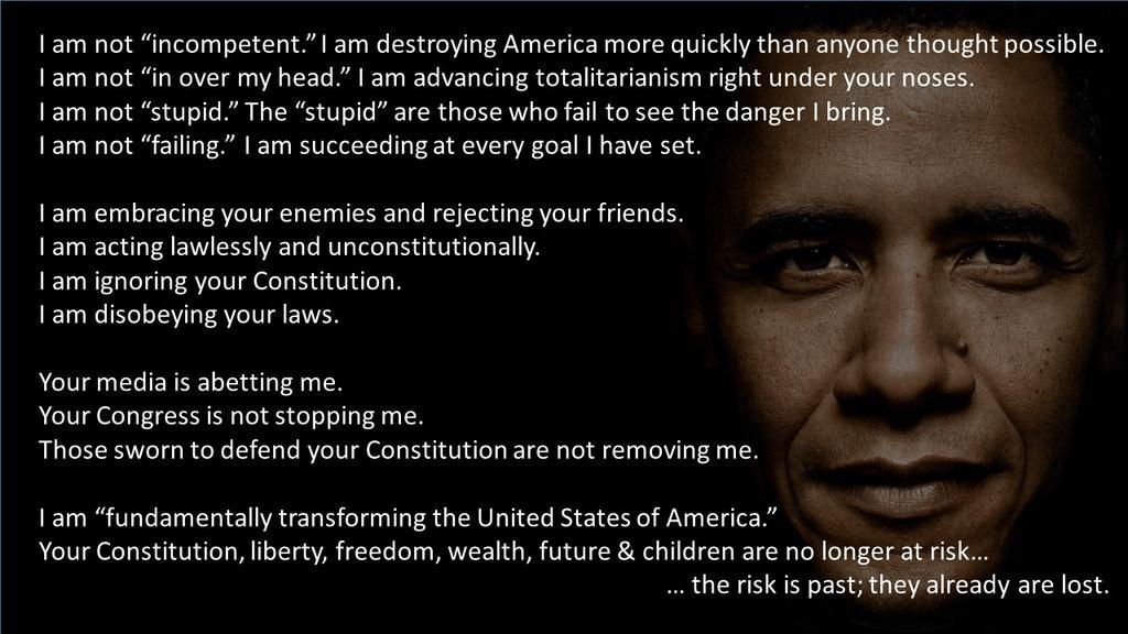 Obama a very effective president