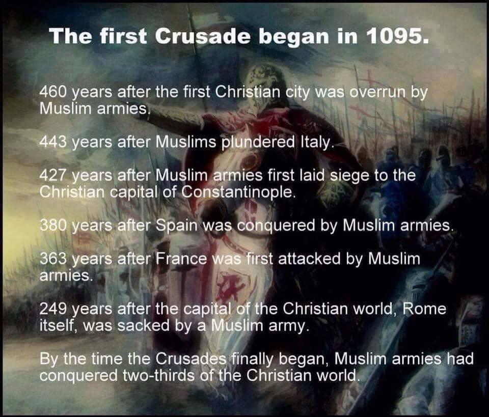 Crusades and Islam