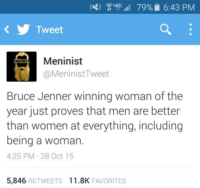 Men are better than women at everything