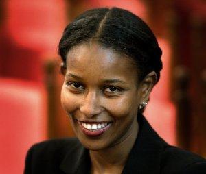Hirsi Ali, parlamentaria en La Haya