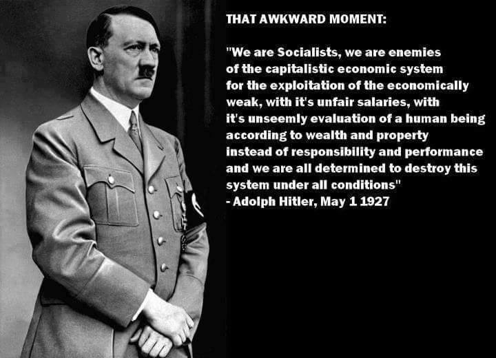 Hitler a socialist