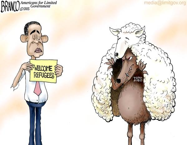 ISIS in sheep's clothing