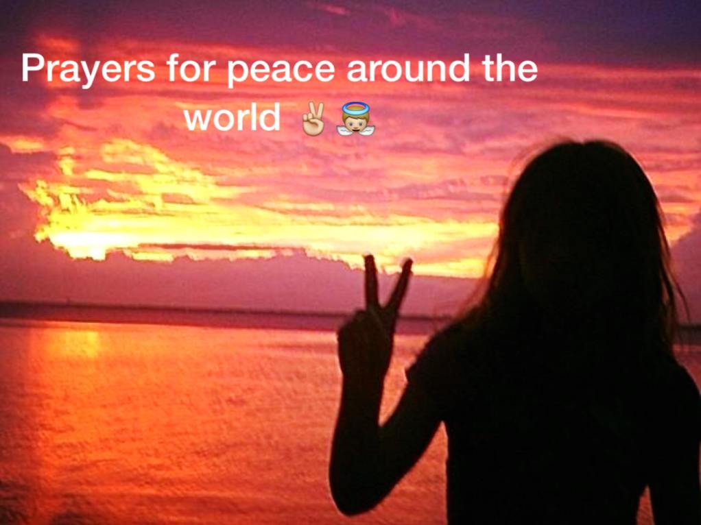 Prayers for Peace Around the World