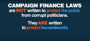 The dirty secret behind campaign finance reform