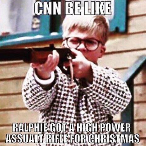 CNN Ralphie's Christmas gun