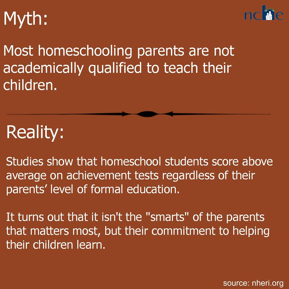 The virtue of homeschooling