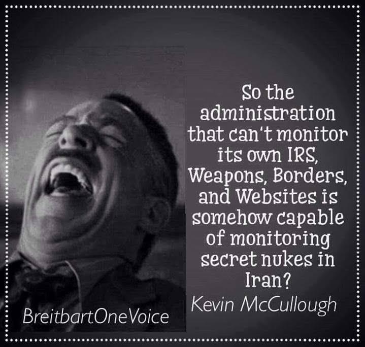 Obama Iran Nukes Scandals