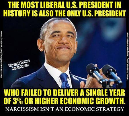 Obama failed economy