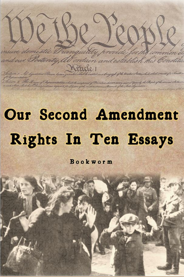 second amendment essay thesis The second amendment of the constitution offers us citizens the right to keep and bear armsthis was basically done in order to provide citizens with a way to protect themselves from physical harm or danger.