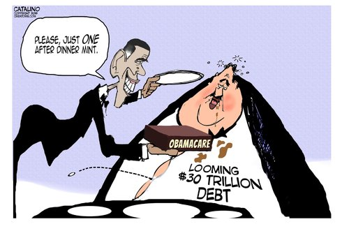Obama National debt