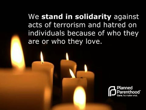Planned Parenthood on Orlando