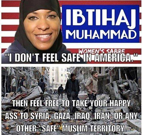 Islam Muslim slander America