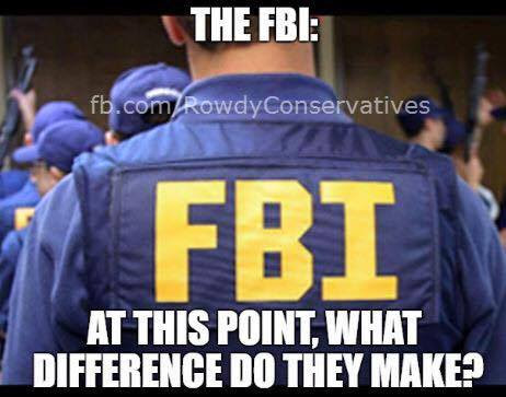 Government FBI makes no difference