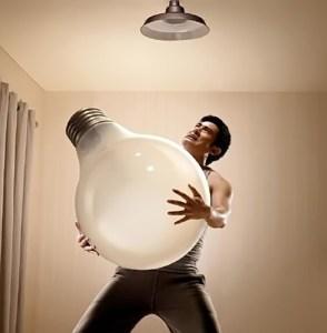 Lightbulb change