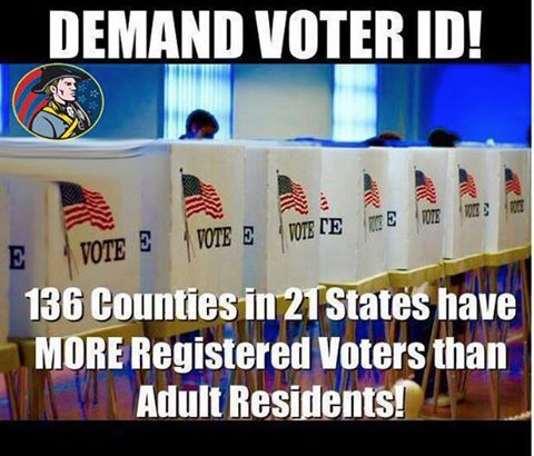 Politics Government demand voter ID