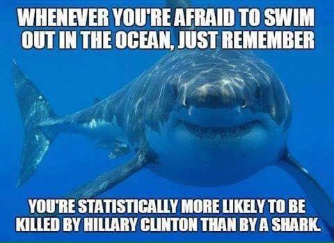 hillary-more-likely-to-kill-than-a-shark