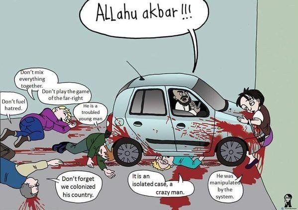stupid-leftists-refuse-to-recognize-islam