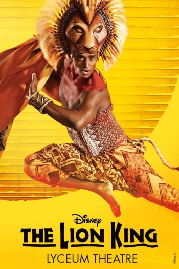 cheap tickets for lion king musical london
