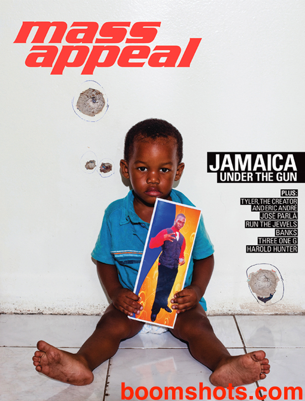 Gunman World: Inside Jamaica's Shotta Culture