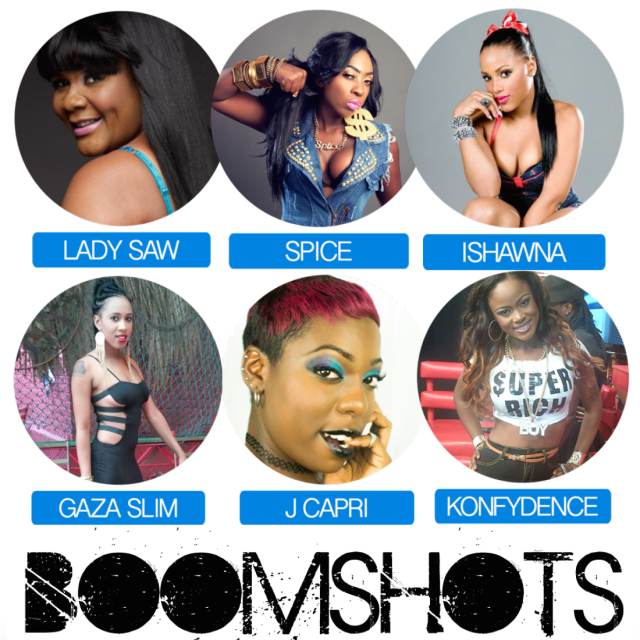 Sumfest 2015 Dancehall Night Preview: Will Thursday Be Ladies Night?