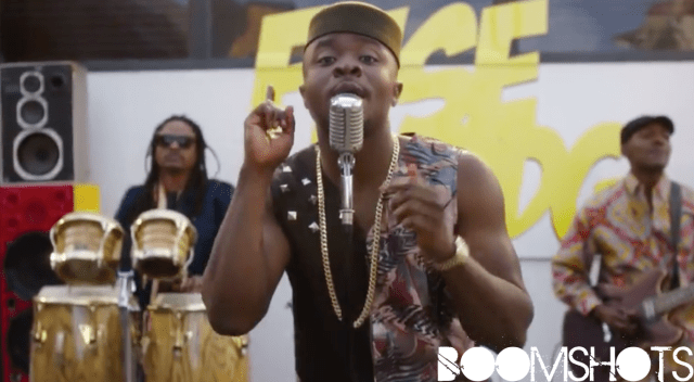 "WATCH THIS: Fuse ODG ""Top of my Charts"" Official Music Video"