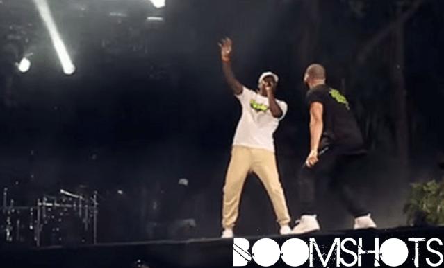 Drake Brings Out Skepta to Shut Down London's Wireless Festival