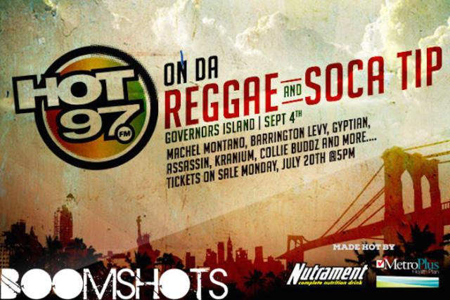 """Reasoning with Hot 97 On Da Reggae and Soca Tip: """"People Expect to Hear New Reggae on Hot 97"""""""
