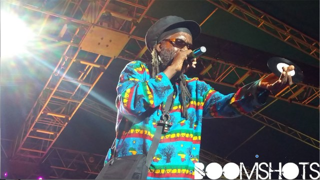 """Macka B Drops Science At Rebel Salute: From Vegetarianism to Marijuana Reform to Mosquito-Borne Viruses—Not To Mention """"Bop and Chin"""""""