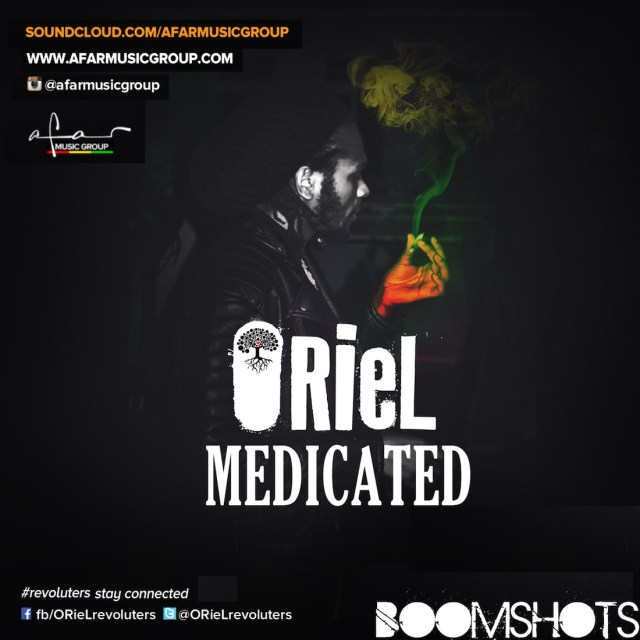"""HEAR THIS: OriEL """"Medicated"""" + Video PREMIERE"""